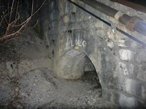 """Le """"tunnel"""""""