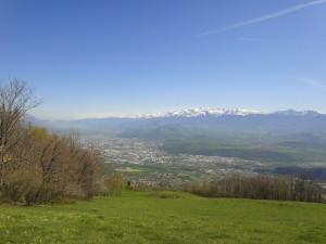 Grenoble vu de l'Ouest cette fois