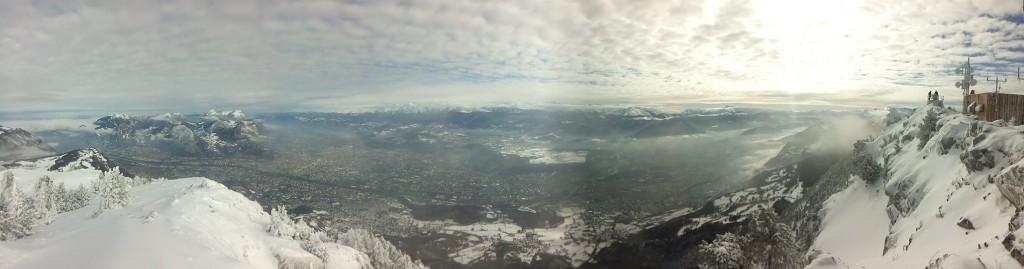 0- panorama du sommet