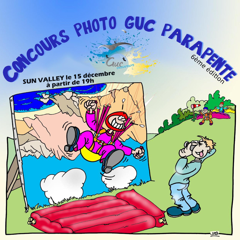 RDV le 15/12 au Sun Valley pour le mythique concours photo du club !